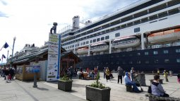 Ketchikan Cruise Dock Boardwalk