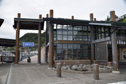 Ketchikan Cruise Terminal Berth 4 Entrance