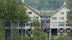 Cape Fox Hill Lift Ketchikan Alaska