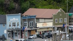Cedar Chest & Diaz Cafe Ketchikan Alaska