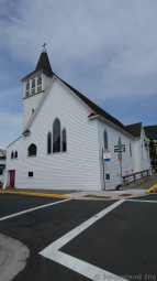 Episcopal Church on Mission Street Ketchikan