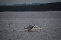 Fishing Boat 74509 in Waters Near Ketchikan Alaska