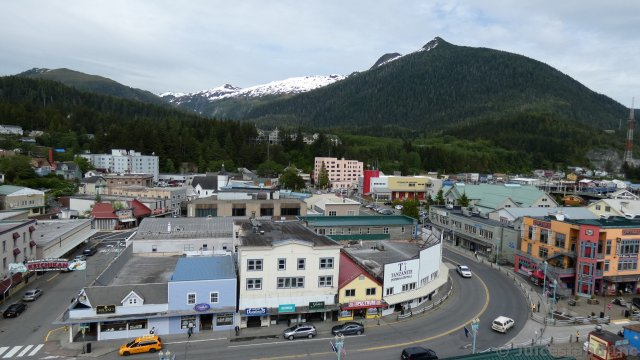 Ketchikan Front and Mill St