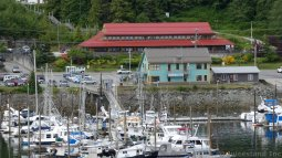 Ketchikan Harbormaster Building