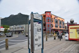 Ketchikan South Front Street Historical Info