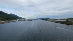 Tongass Narrows at Ketchikan