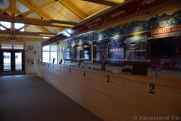 Tours Offered Inside Ketchikan Visitor's Center