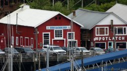 Union Machine Shop & Potlatch Ketchikan Alaska
