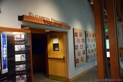 Elizabeth Peratrovich Theater at Ketchikan Tongass National Park Museum